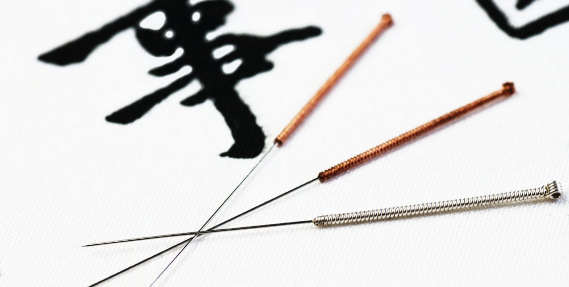 The theory behind acupuncture